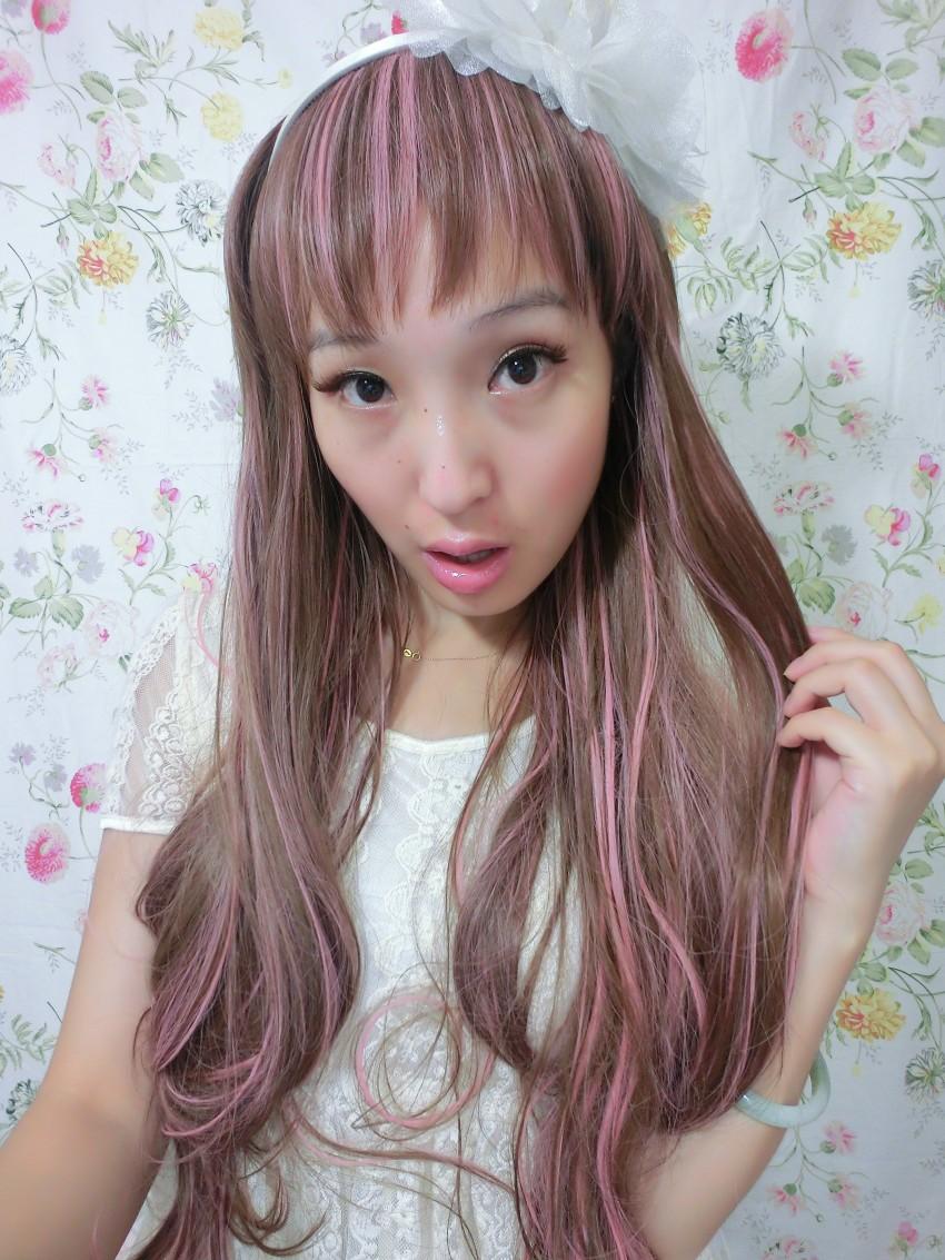 泰国公主卷发发型图片展示图片