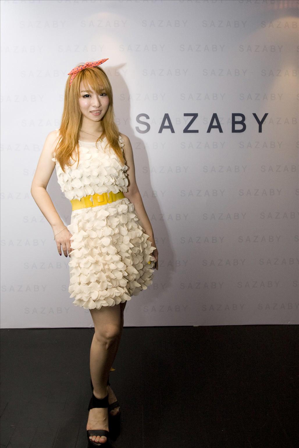 【日本潮流】agete和SAZABY - 玫瑰MM - 玫瑰MM漂流地