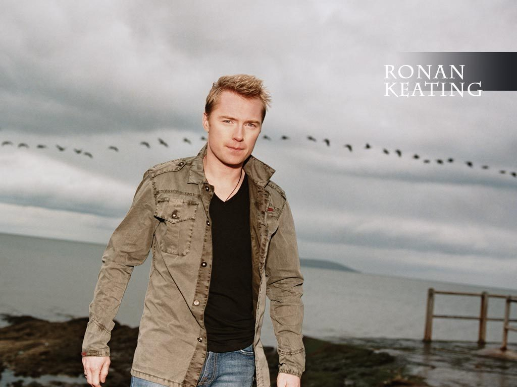 ronan keating when you say nothing at all