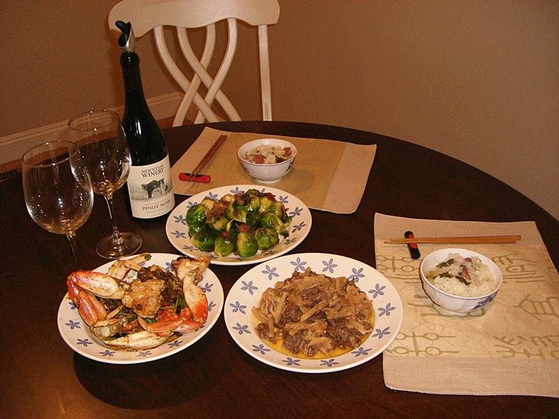家里制作海鲜大餐做法