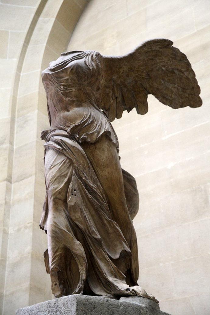 法国寻美之行4-巴黎卢浮宫 - tonizheng的日志 OnlyLady女人志