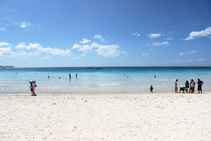 【旅行日记】懒洋洋的国际鼓浪屿-长滩 - 玫瑰MM - 玫瑰MM漂流地