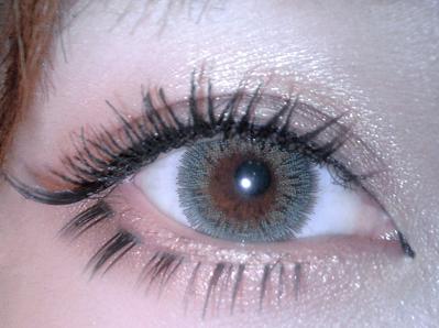 【经验】小眼睛妹子也能画出可爱的大眼睛吗!重大误区与有用提示