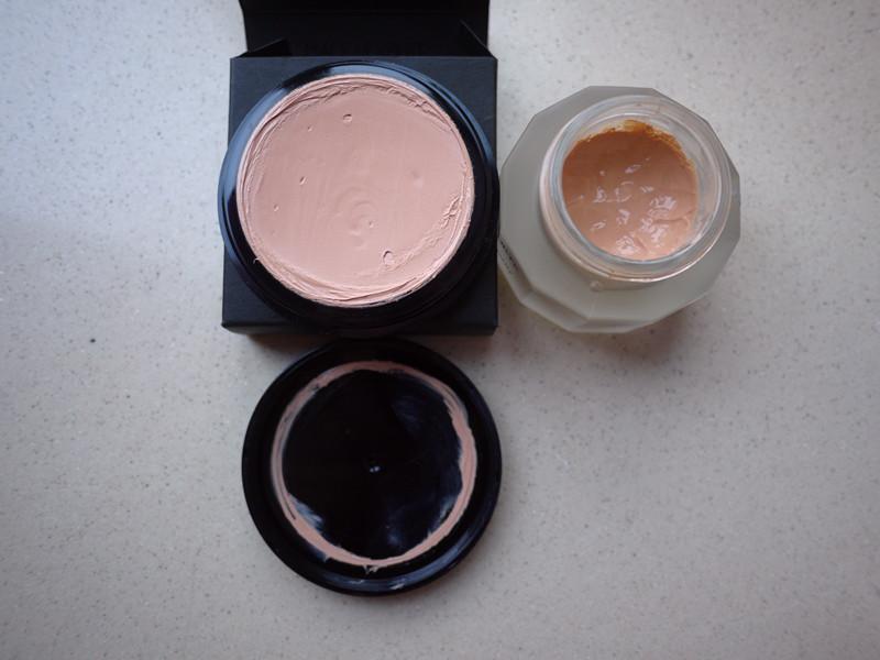 化妆的步骤 粉膏