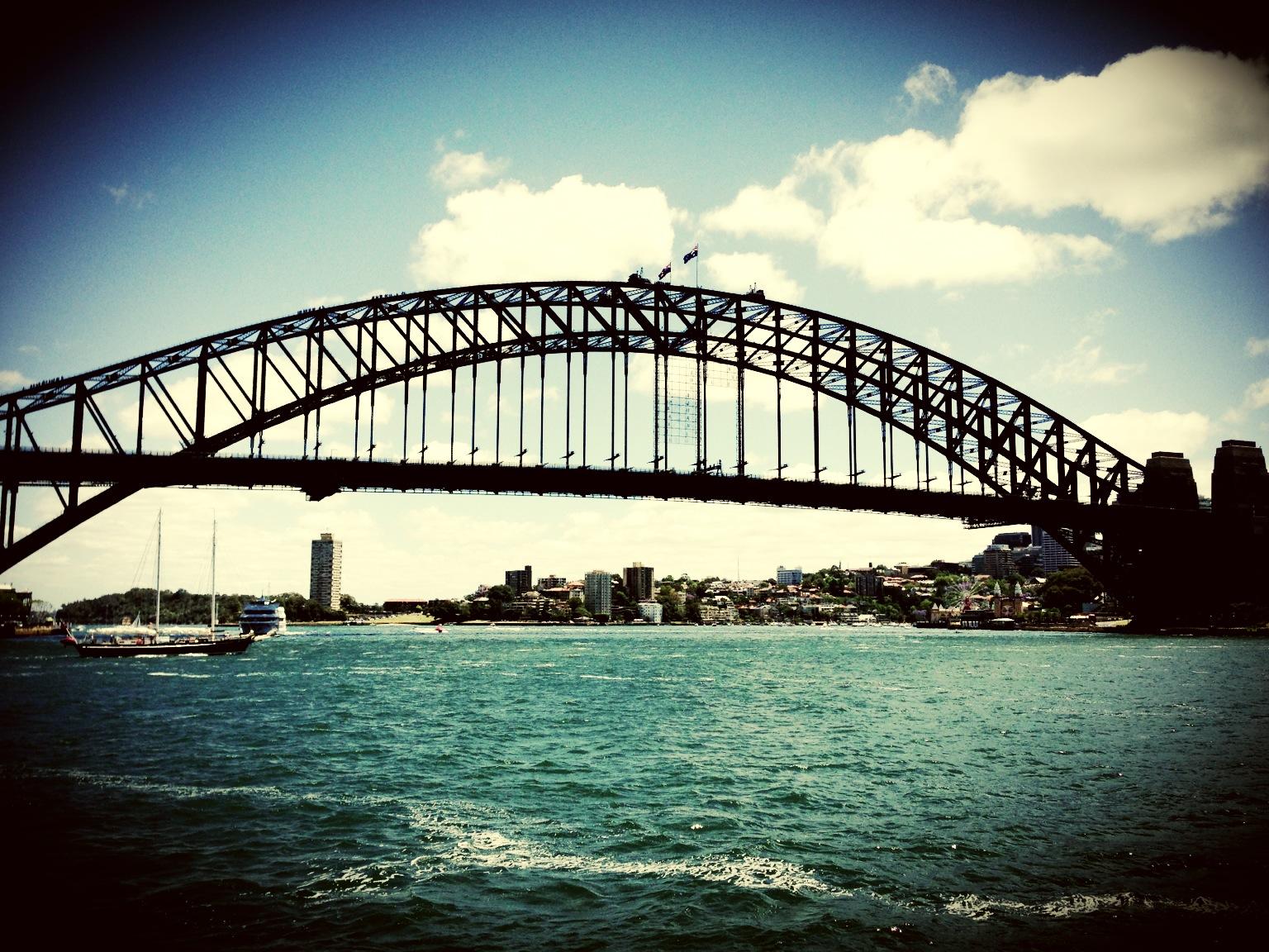生活在悉尼