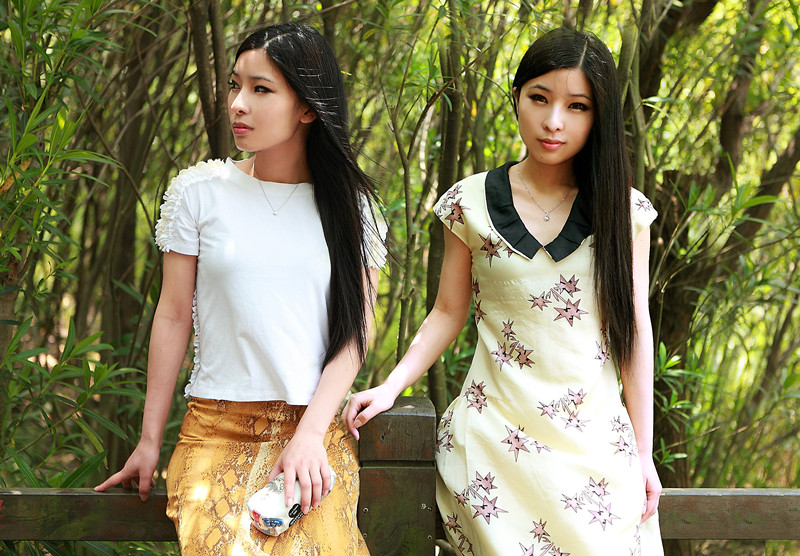 Summer Look,一个女神,一个女人! - vivianxu1105 - 惬意/人生,随性/生活~