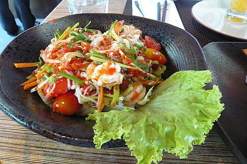 塔顶餐厅-泰国菜