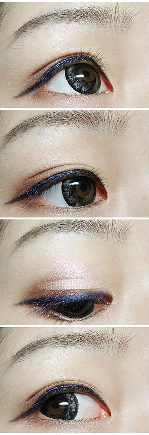 【彩妆原创】韩式眼妆小心机画法