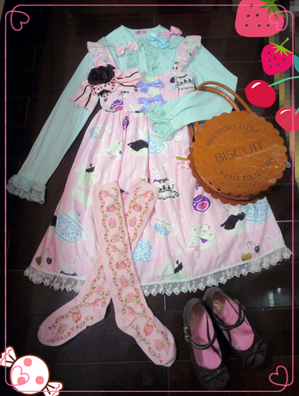 【lolita】轻甜系的日常装扮