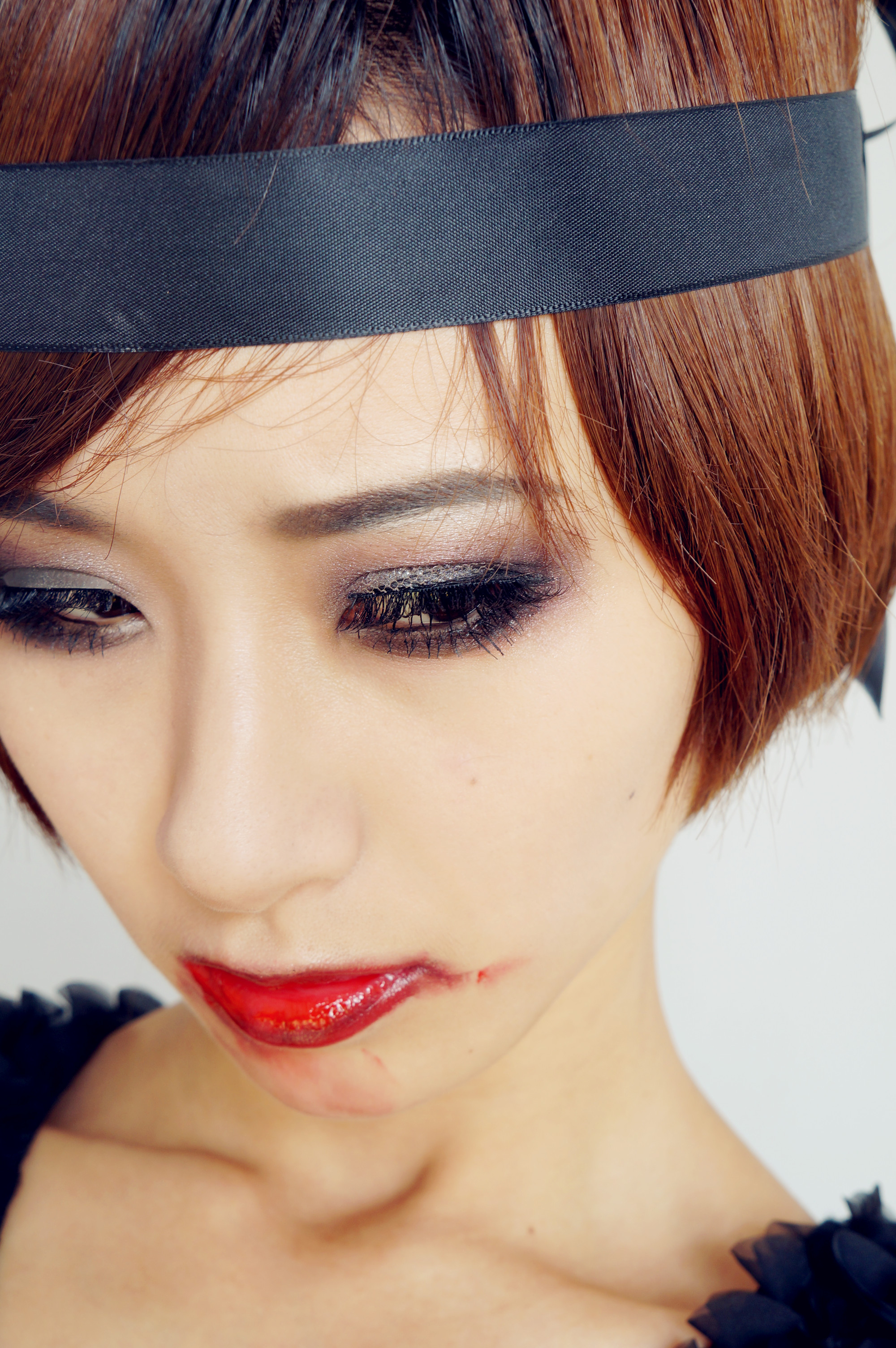 【陶小猫猫】万圣节妆容—妖娆吸血鬼|彩妆-onlylady