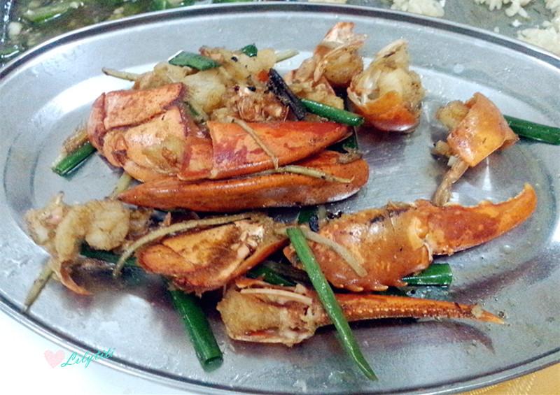 湛江龙虾海鲜市场图片