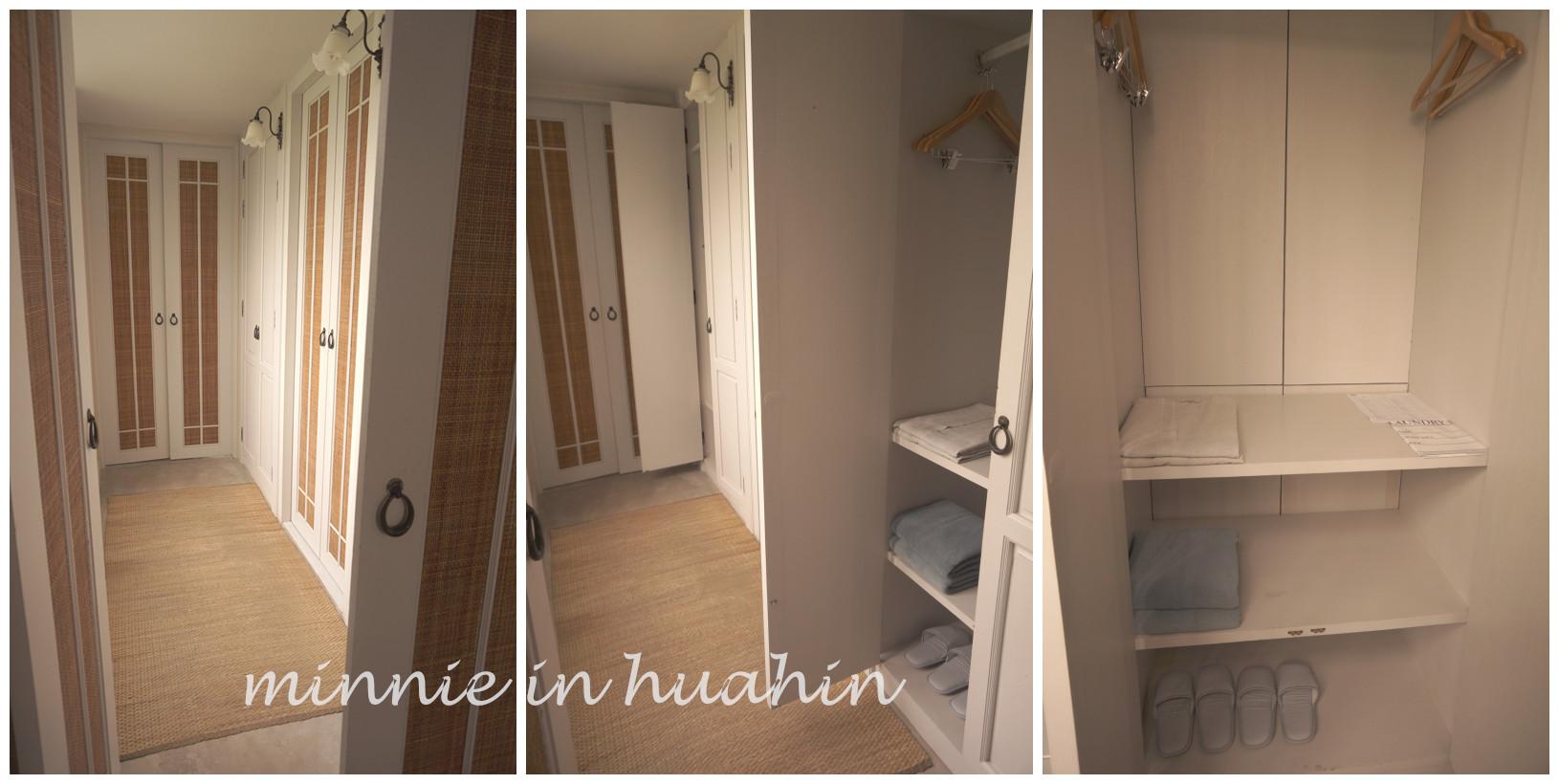 怪咖~   进入房间的走廊是衣柜还有通向超大洗手间的拉门   高清图片