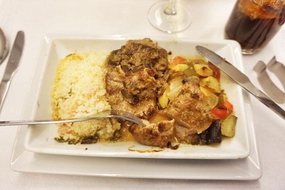 ba的飞机餐算是我吃过航空公司里味道不错的!