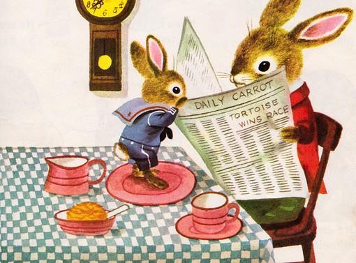 壁纸 彼得兔