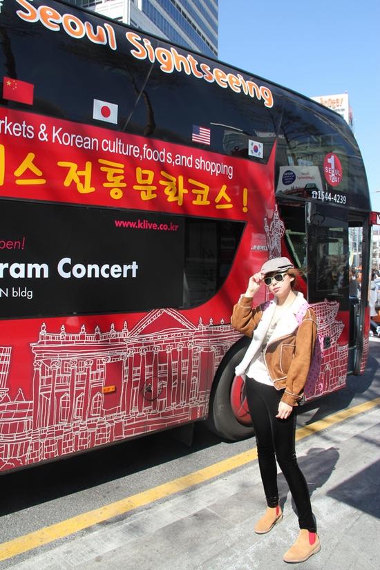 【CC搭配】短暂韩国的旅行搭配 - CC - Is Cc