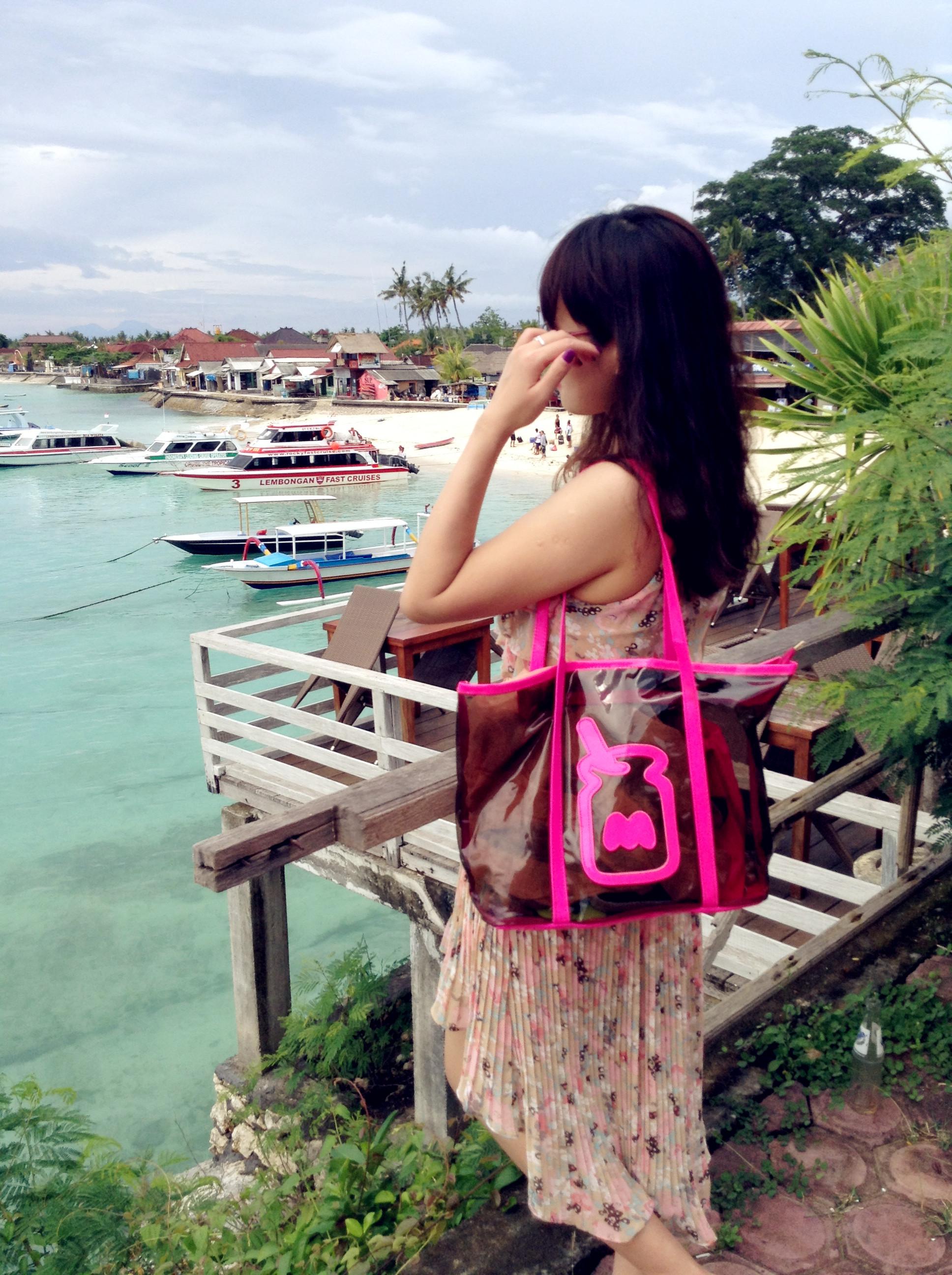 day 2,巴厘蓝梦岛