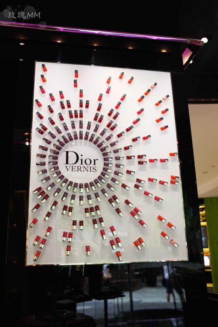 周五的Party@Dior迪奥后台彩妆概念店 - 玫瑰MM - 玫瑰MM漂流地