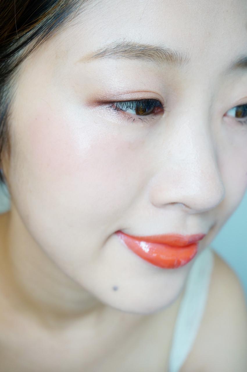 碧柔bb霜,canmake腮红,欧莱雅唇彩打造阳光活力润感元气妆