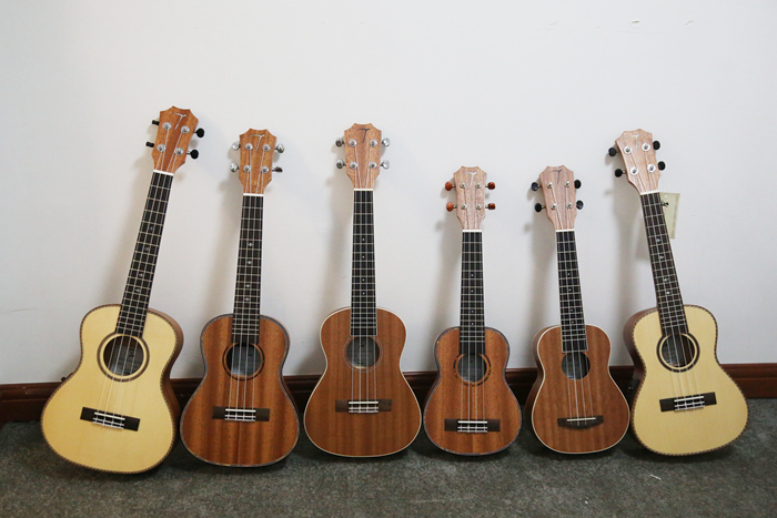 ukulele谱子 ukulele谱 魔女宅急便 ukulele