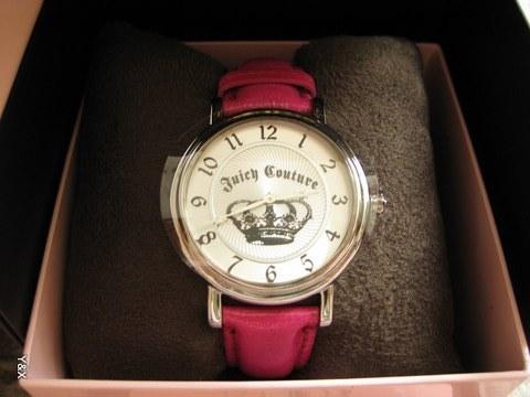 juicy家的可爱手表