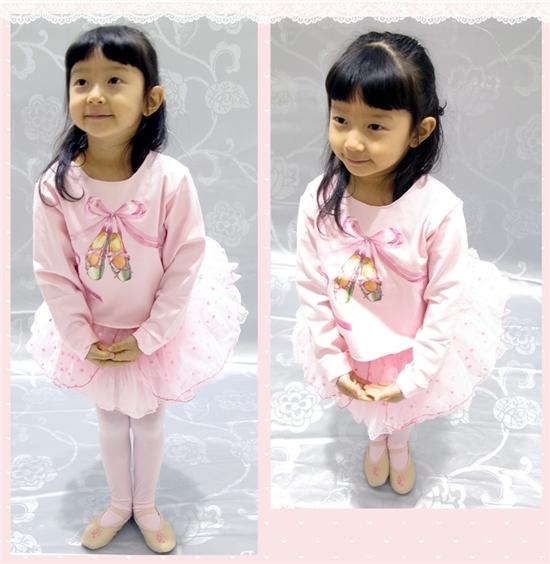 芭蕾舞蹈裙-儿童服装