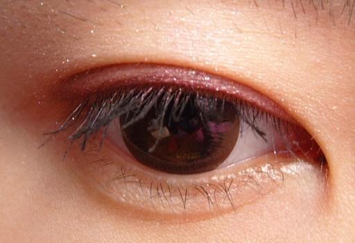 露娜手绘眼睛