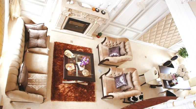别墅房子贴喜字图片