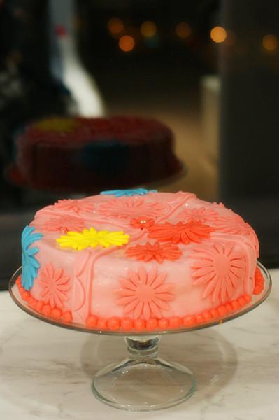 珍珠超轻粘土蛋糕步骤