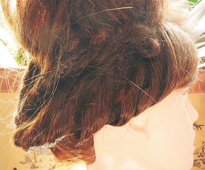 儿童编头发反编步骤