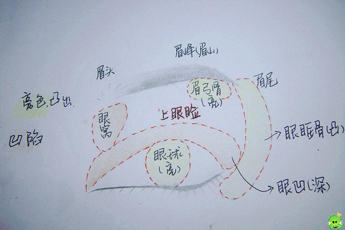 眼影修饰化妆 最靠谱眼影六种基本画法