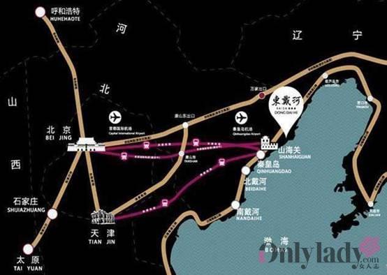 69 旅游 69 @佳兆业东戴河 内部资料曝光    提到葫芦岛大家可能