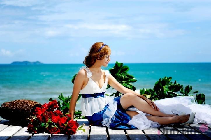 拥抱大海,爱情永不冬眠