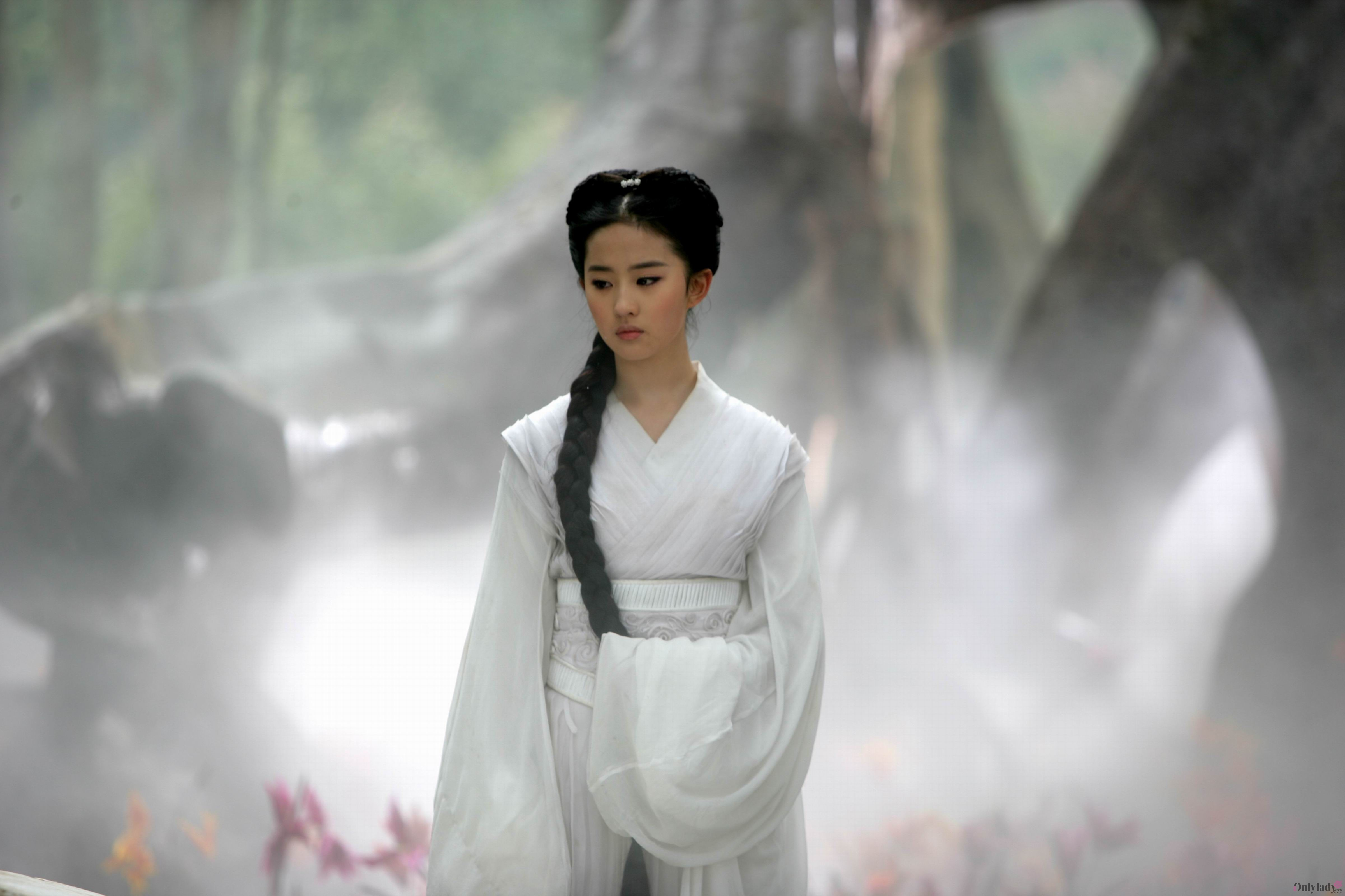陈妍希版小龙女剧照流出