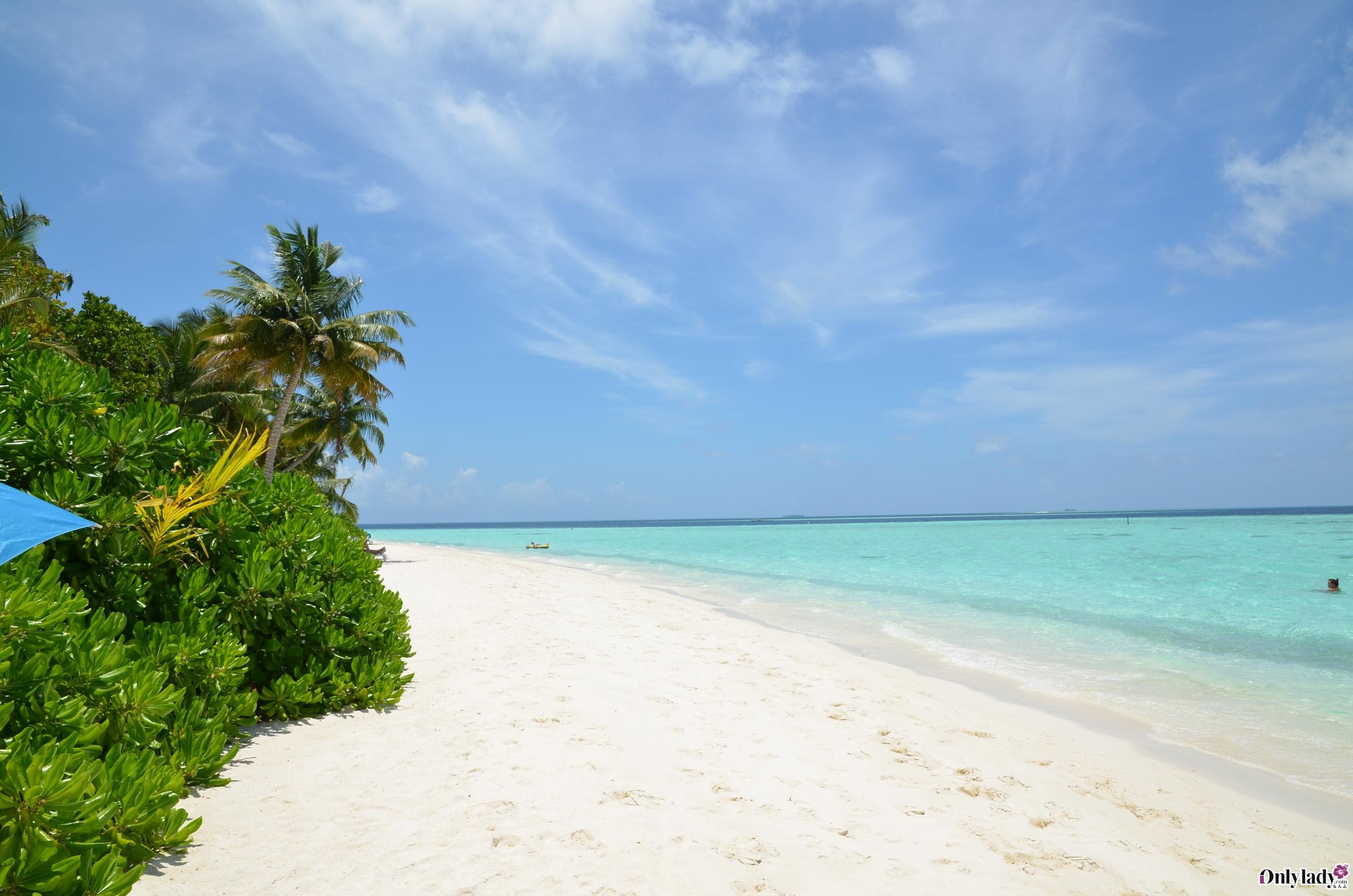 马尔代夫双岛游+昆明
