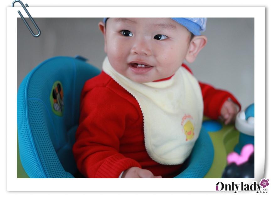 小孩子光头发型图片男婴儿